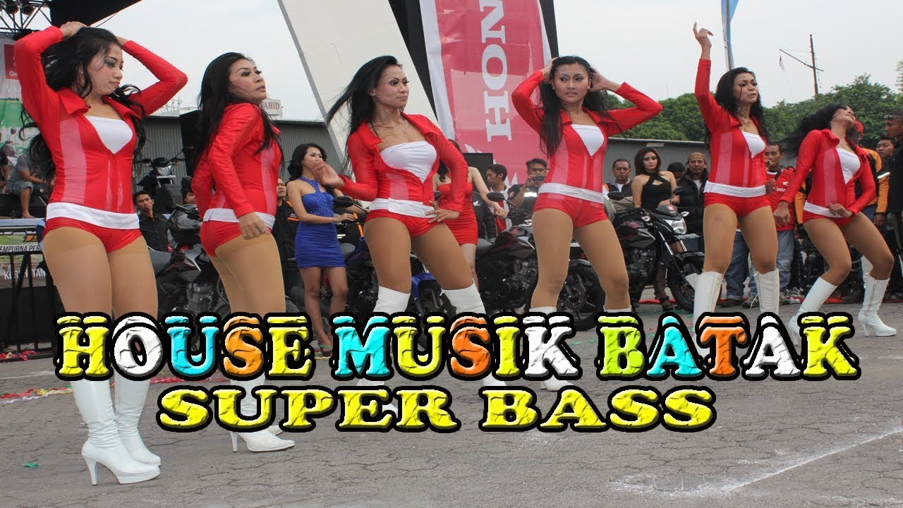 HOUSE MUSIK BATAK TERBARU BIKIN PANAS - SUPER BASS # MARLAGU BATAK