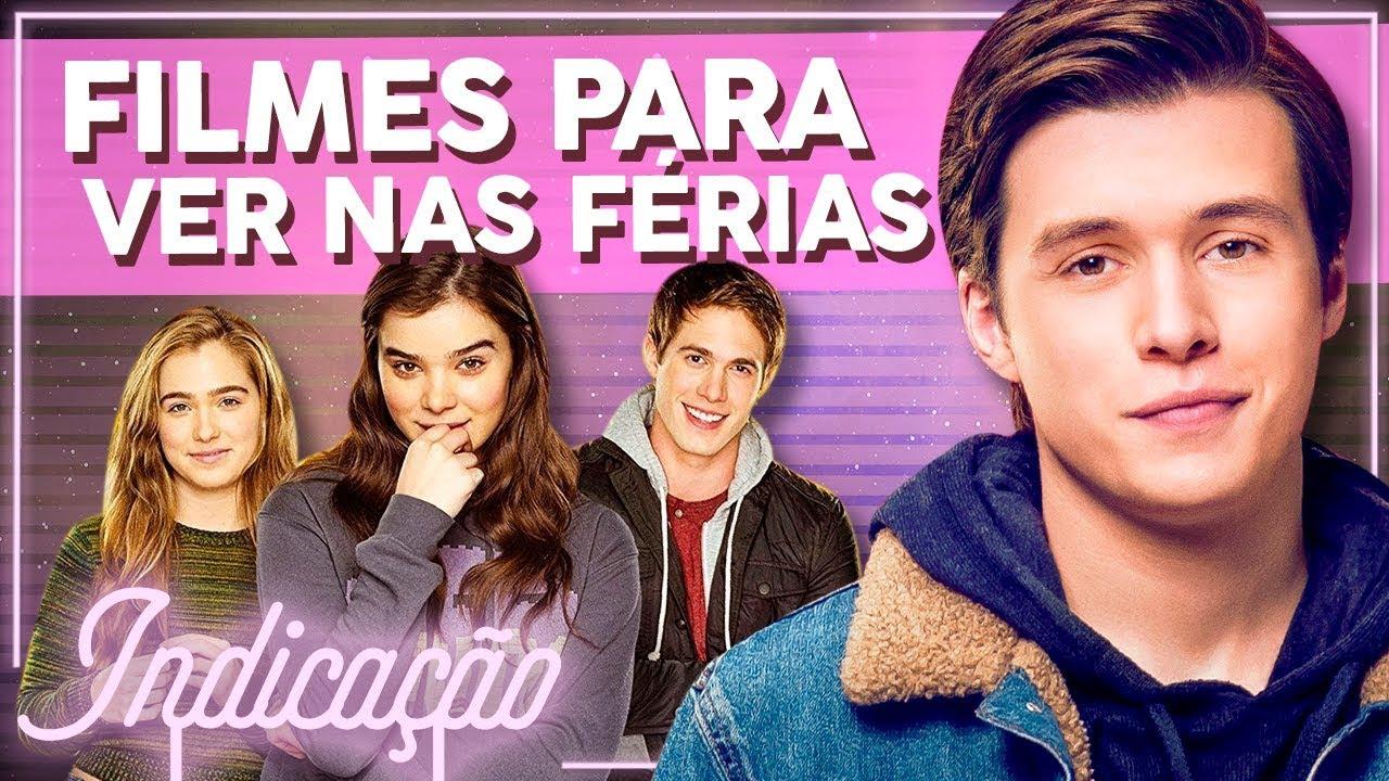 5 FILMES TEEN PARA VER NAS FÉRIAS! Com Amor, Simon, Quase 18 e + | Alice Aquino