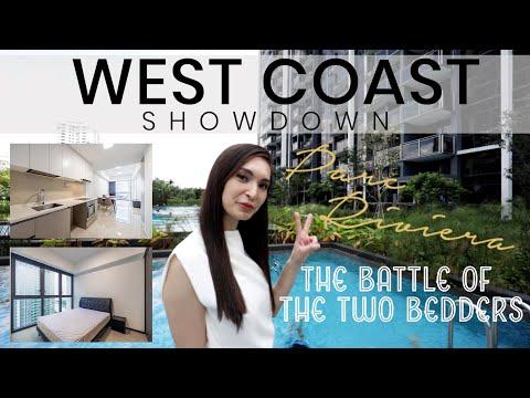 Parc Riviera Condominium | West Coast Battle of the 2 Bedroom Apartments | Singapore Condominium