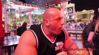 Hardkorowy Koksu i laseczki w Las Vegas 2017 Video