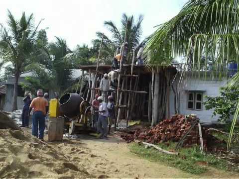 Missionwork in Curacao, India, Afrika