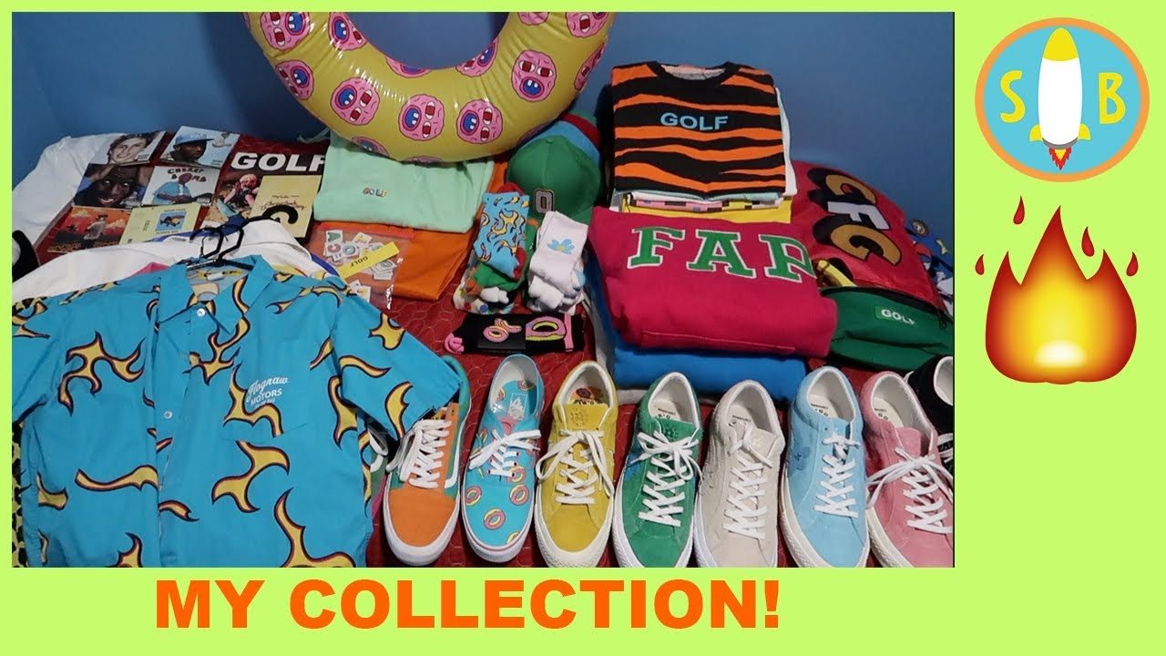 51b364a73409 MY GOLF WANG COLLECTION! - YouTube