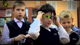 """Научное шоу профессора Николя. Сюжет телеканала """"Москва 24"""""""