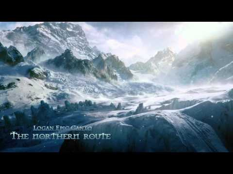 Celtic Music-The Northern Route-Instrumental Fantasy Music-Album: Legends Of Camelot(2016)