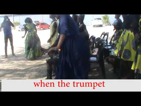 WHEN THE TRUMPET SOUNDED AT OHANGWENA UNITED IN WORSHIP EVENT