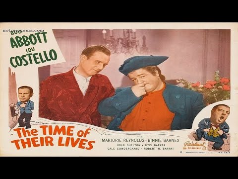 Abbott y Costello in The Time Of Their Lives