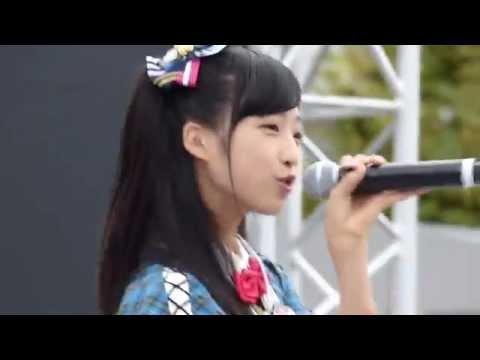 恋する充電プリウス ゅぃゅぃマシマシver. AKB48 チーム8 第44回東京モーターショー2015 告知イベント 東京モーターフェス2015 with みんモー PART1