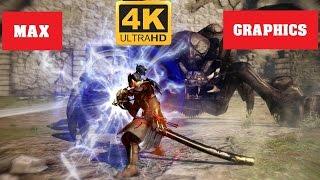 4K - TOUKIDEN 2 GAMEPLAY MAX GRAPHICS PC