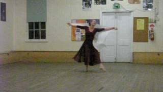 grade 8 RAD ballet Movement Libre Poetique