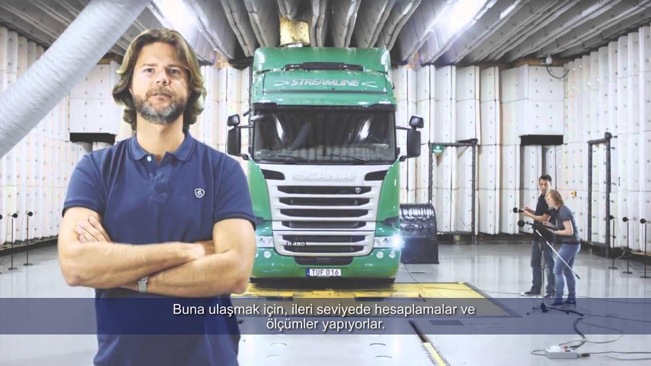Scania, Euro 6 kamyonlarda yakıt tüketimini yüzde 3 nasıl düşürüyor? (VİDEO HABER)