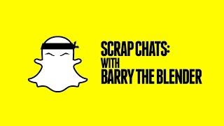 SCRAPCHATS with Barry The Blender: last fight you lost?