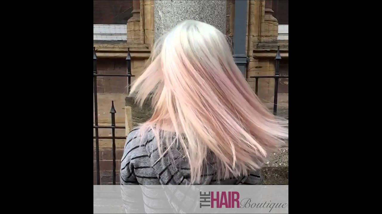Goldwell Elumen Hair Colour Youtube