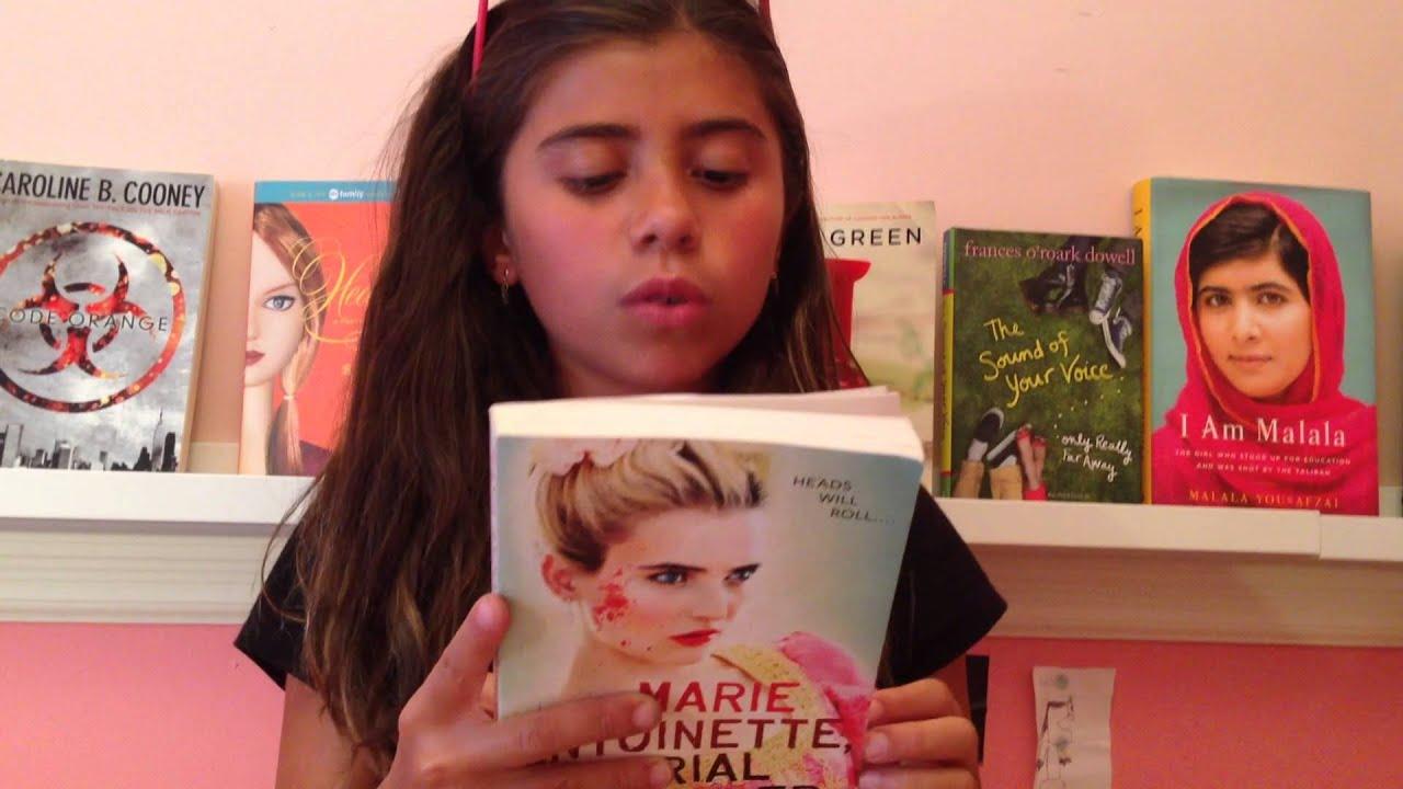 Marie Antoinette Serial Killer: Book Review - YouTube