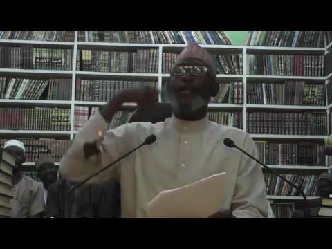 Download ABDULJABBAR DAN SHI'ANE INJI SHEIKH AUWAL ALBANY ZARIA