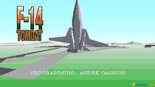 F-14 Tomcat (1988) gameplay (PC Game, 1988)