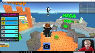 Crack Diamonds Plays Roblox - SKYWARS Gameplay