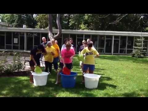 Beaumont School accepts the Ice Bucket Challenge