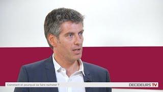 Laurent Nicolas, Alenty : Comment et pourquoi se faire racheter ?