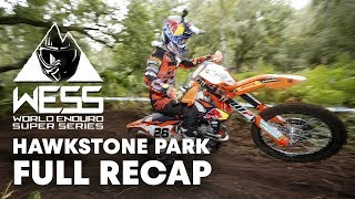 Hawkstone Park 2018 Full Highlights | Enduro 2018