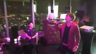 Tiada Lagi mixed korean lyrics Kim Dong Gyun