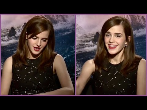 "Thumbnail: Emma Watson on starting out so young: ""Being famous is not easy""..."
