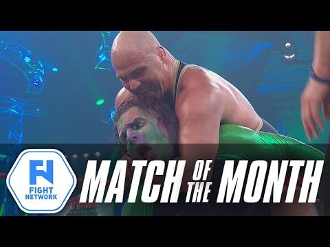 Kurt Angle vs Jeff Hardy (Victory Road 2012) | Match of the Month
