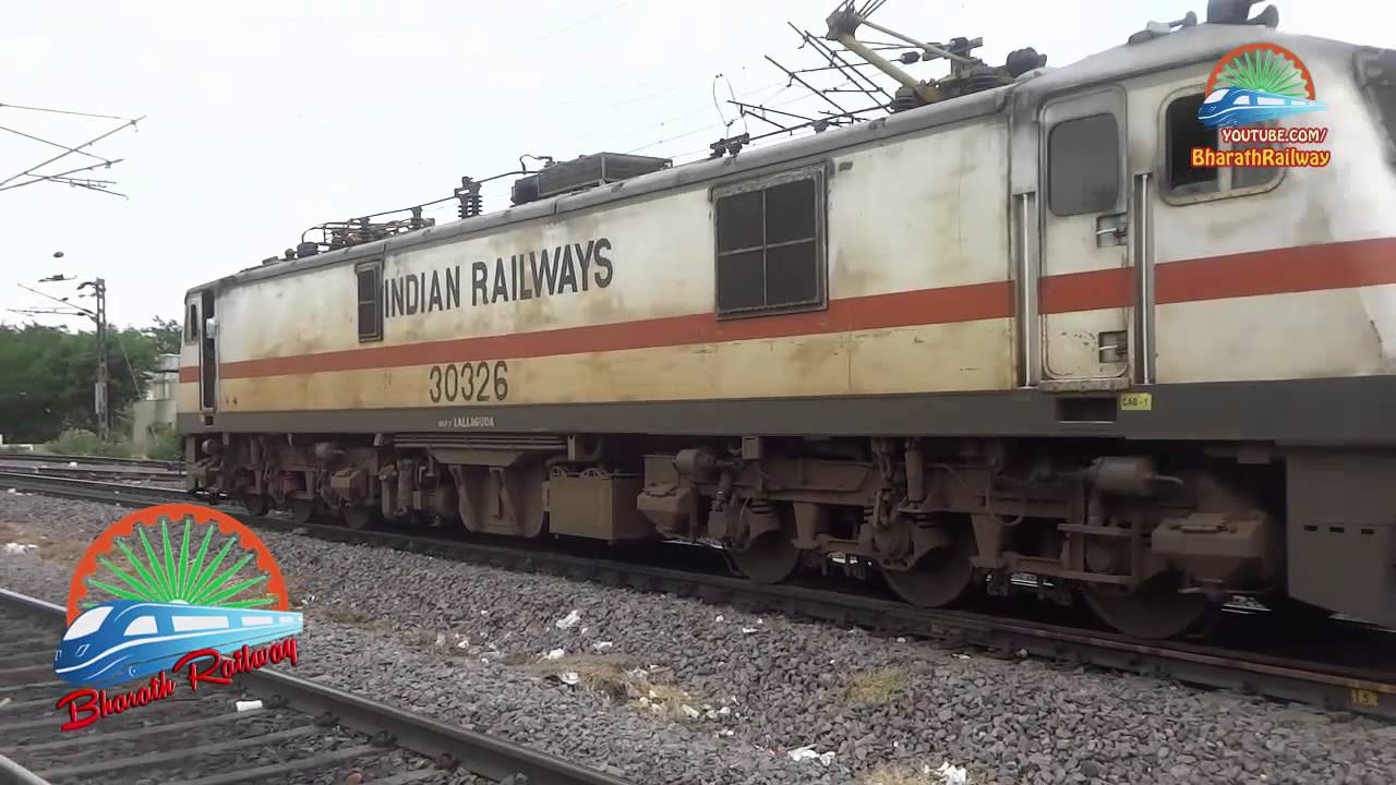 indian railways train engine youtube