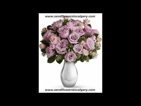 Send flowers from Thailand to Calgary Alberta Canada