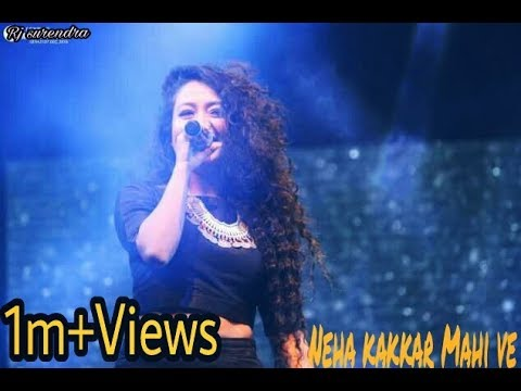 Neha kakkd in Indian idol 5  mahi ve best performance