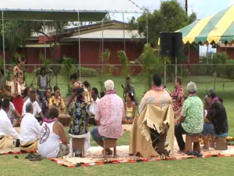 Kauai Mayor drinks Kava