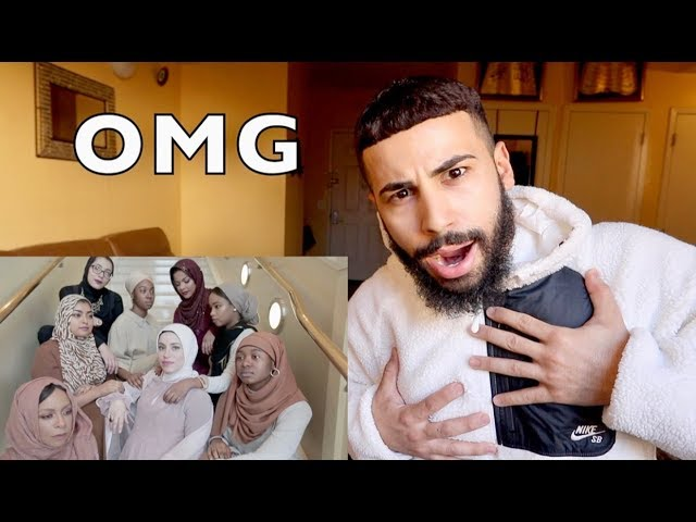 REACTING TO HIJABI RAPPERS!! MUST BE STOPPED!!! #1