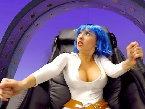 Space Girl 360 - Marooned! a 360 VR video experience (see instructions below) // Lauren Francesca