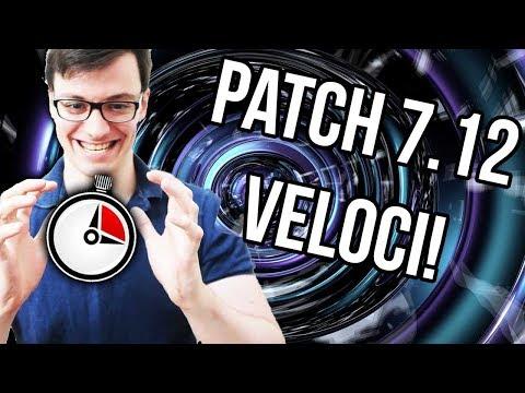 PATCH VELOCI 7.12
