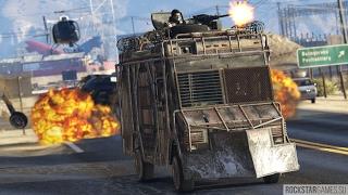 GTA V Online #7 На спец задании из обновления Импорт/Экспорт. Последний Бой