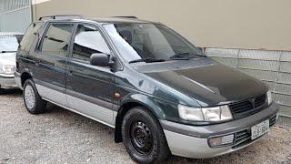 Mitsubishi Space Wagon GLX 1998