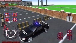 Police Car Parking - Real Police Sport Vehicles Android GamePlay FHD