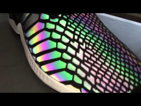Adidas Flux Glow In Dark