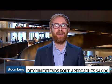 Bloomberg   Bitcoin's Slide Deepens as Price Approaches $4000