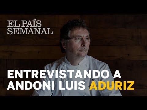 Andoni Luis Aduriz  Entrevista  El País Semanal
