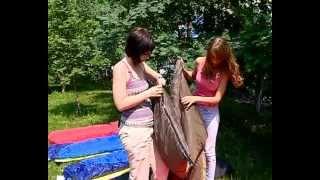 ВМЕСТЕ - Выбираем спальный мешок(Рубрика из утренней программы