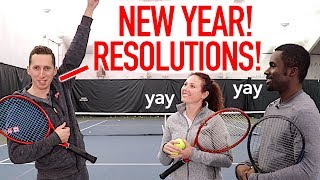 New Year! Resolutions!