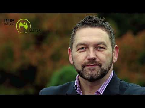 21 August 2017: Mike Buchanan debates 'Toxic Masculinity' with a feminist on BBC Radio Foyle