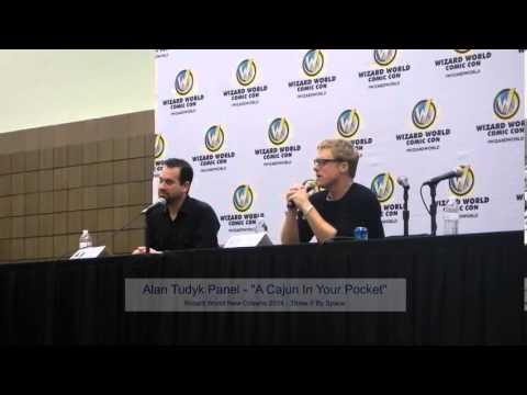 Wizard World NOLA 2014: Alan Tudyk - Firefly & A Cajun In Your Pocket