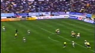FK Teplice - Slavia Praha 3:1 (1998/1999)