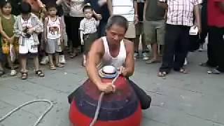 Video World's Biggest Spinning Top | Biggest Bongaram |  Street Talent | Talentdunia download MP3, 3GP, MP4, WEBM, AVI, FLV Agustus 2018