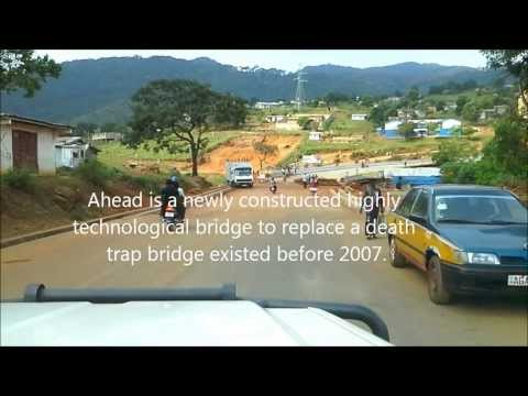Jui - Grafton - Regent - Hill Station Road, Freetown - Sierra Leone