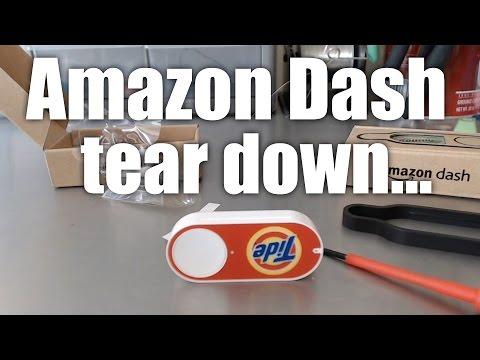 Amazon Dash Tear Down