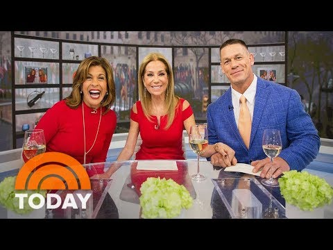 John Cena Opens Up About Prenups And Moving In With Nikki Bella | TODAY