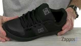 DC Mens Shoes Cure Skate