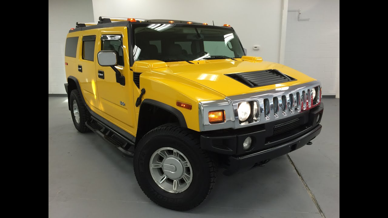 2003 hummer h2 used cars vestal ny youtube 2003 hummer h2 used cars vestal ny vanachro Images